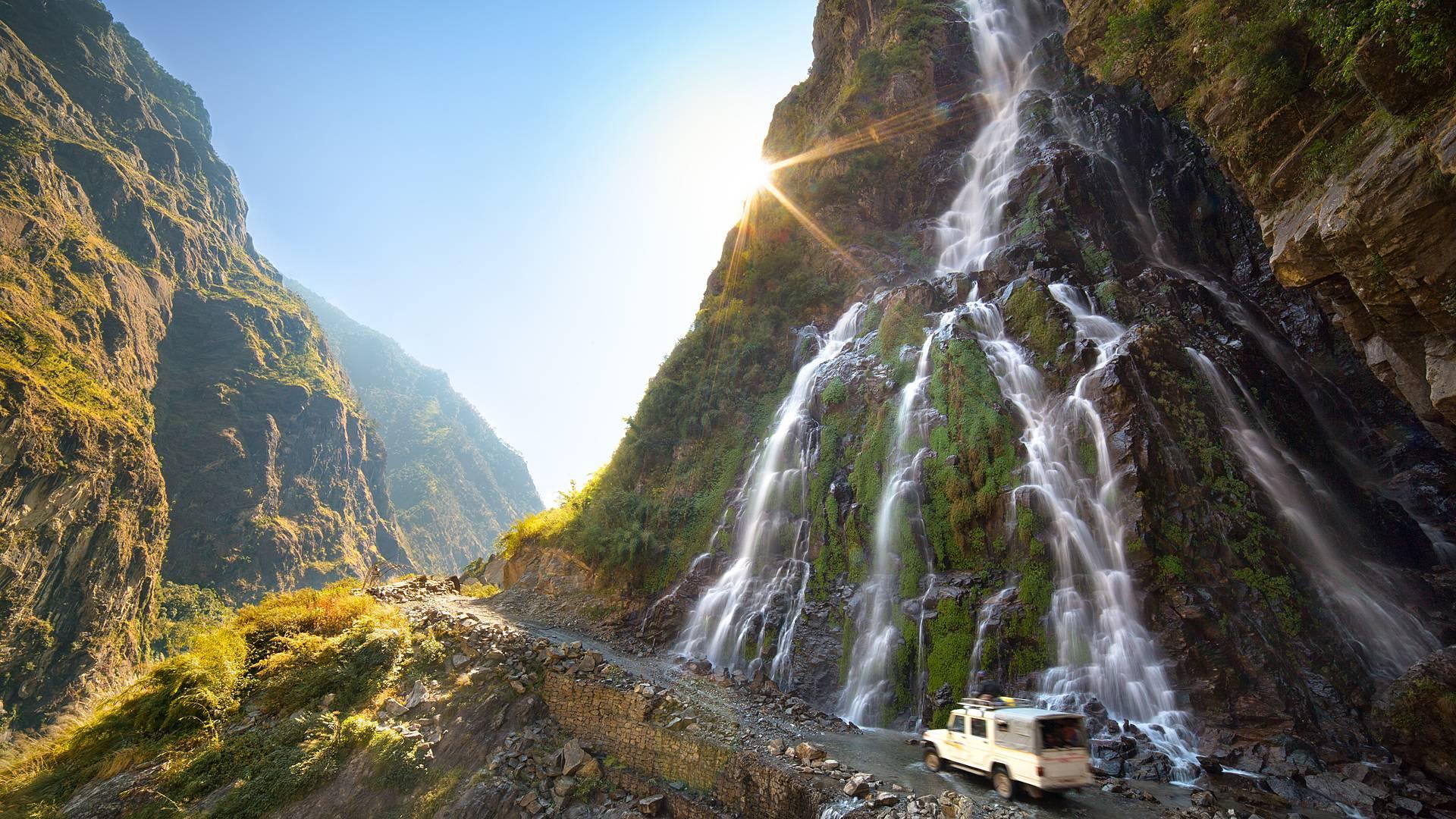 Aventura con chófer por el Himalaya