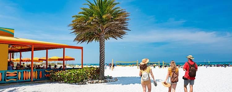Florida - Abenteuer mit Karibikflair