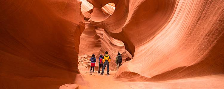 Eine Reise zu den spektakulärsten Canyons