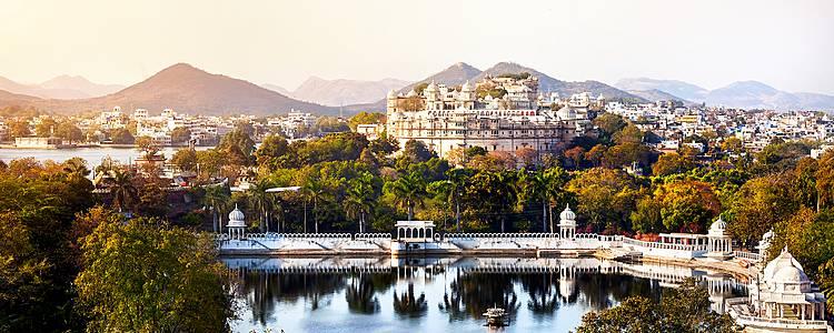 Descubre el lujo tradicional: Rajasthan y Ranthambore National Park
