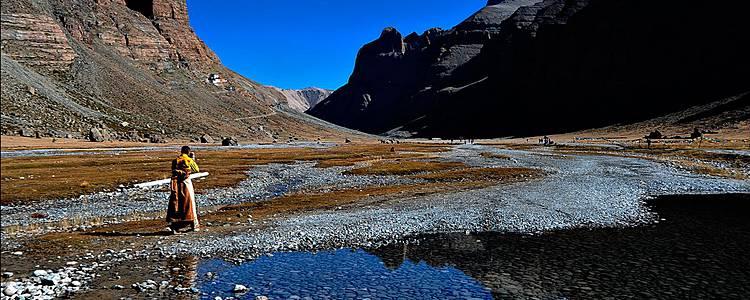 Die Juwelen Tibets: Kailash, Everest und Guge Königreich