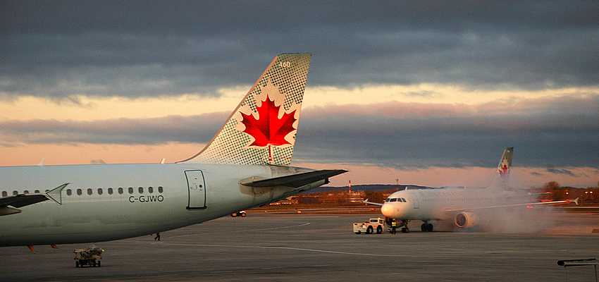 Pierre Elliott Trudeau International Airport, Montreal