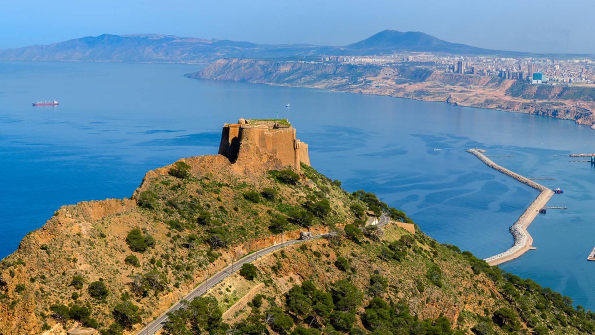 Combiné culturel entre Oran et Alger