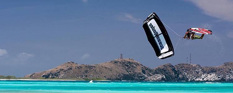 Dans le vent caribéen au paradis du kitesurf