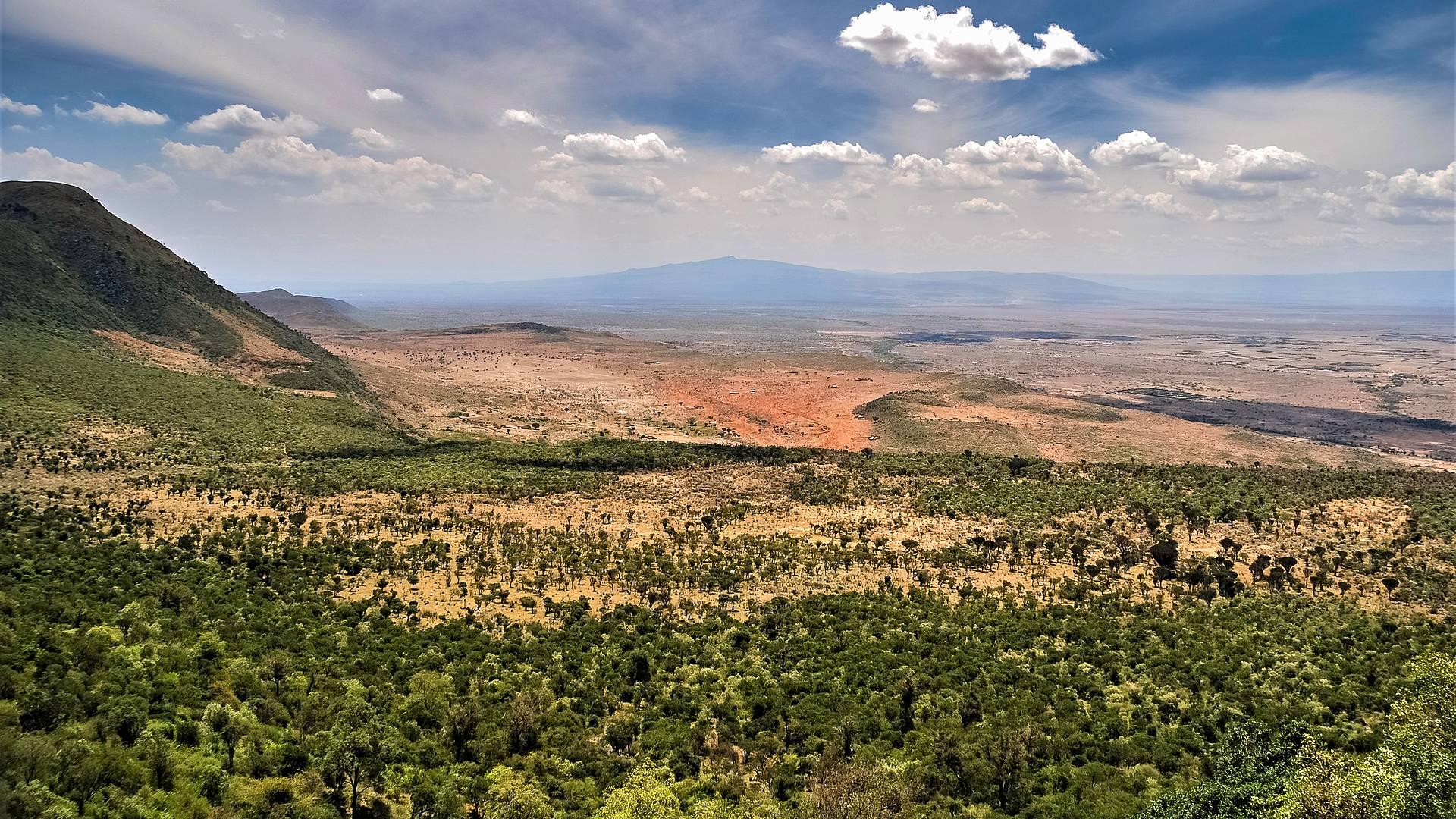 Sorvolando la Rift valley con estensione a Watamu