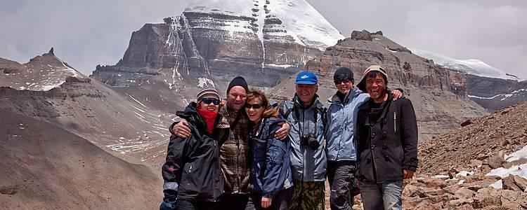 Vom lebensfrohen Kathmandu zum heiligen Berg Kailash