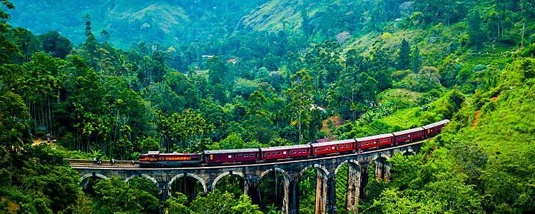Sri Lanka Express en grupo