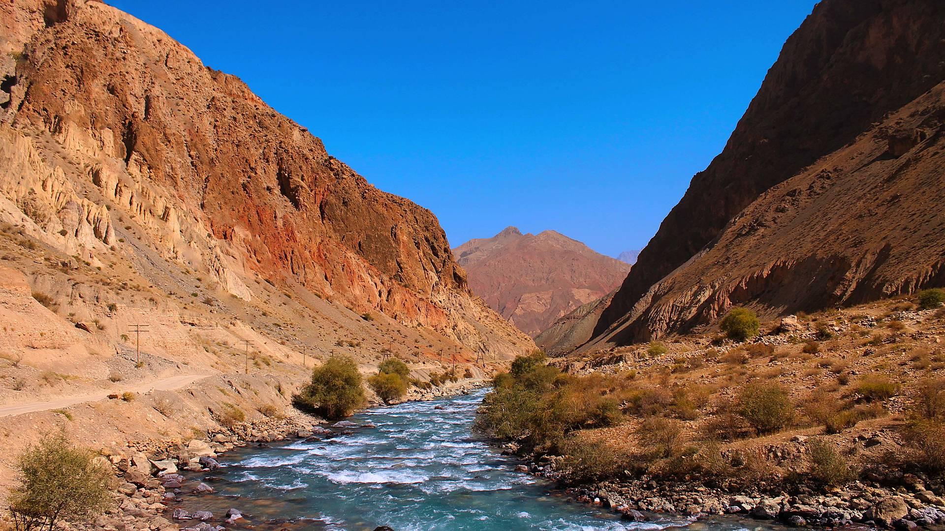 Naturwunder Zentralasiens hautnah erleben