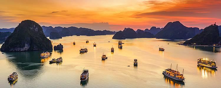 Encantos de Tailandia, Vietnam y Camboya