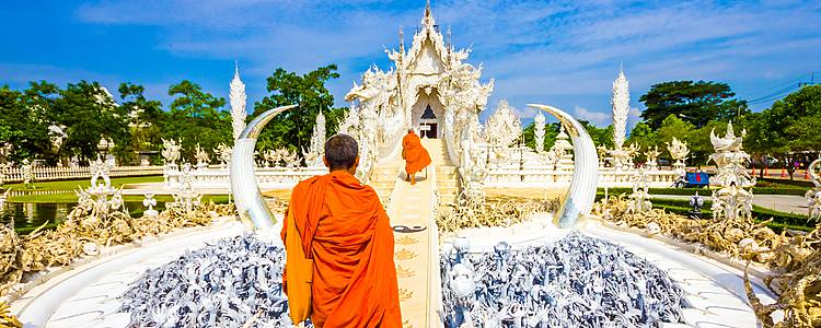Camboya y Tailandia: Templos y Maravillas