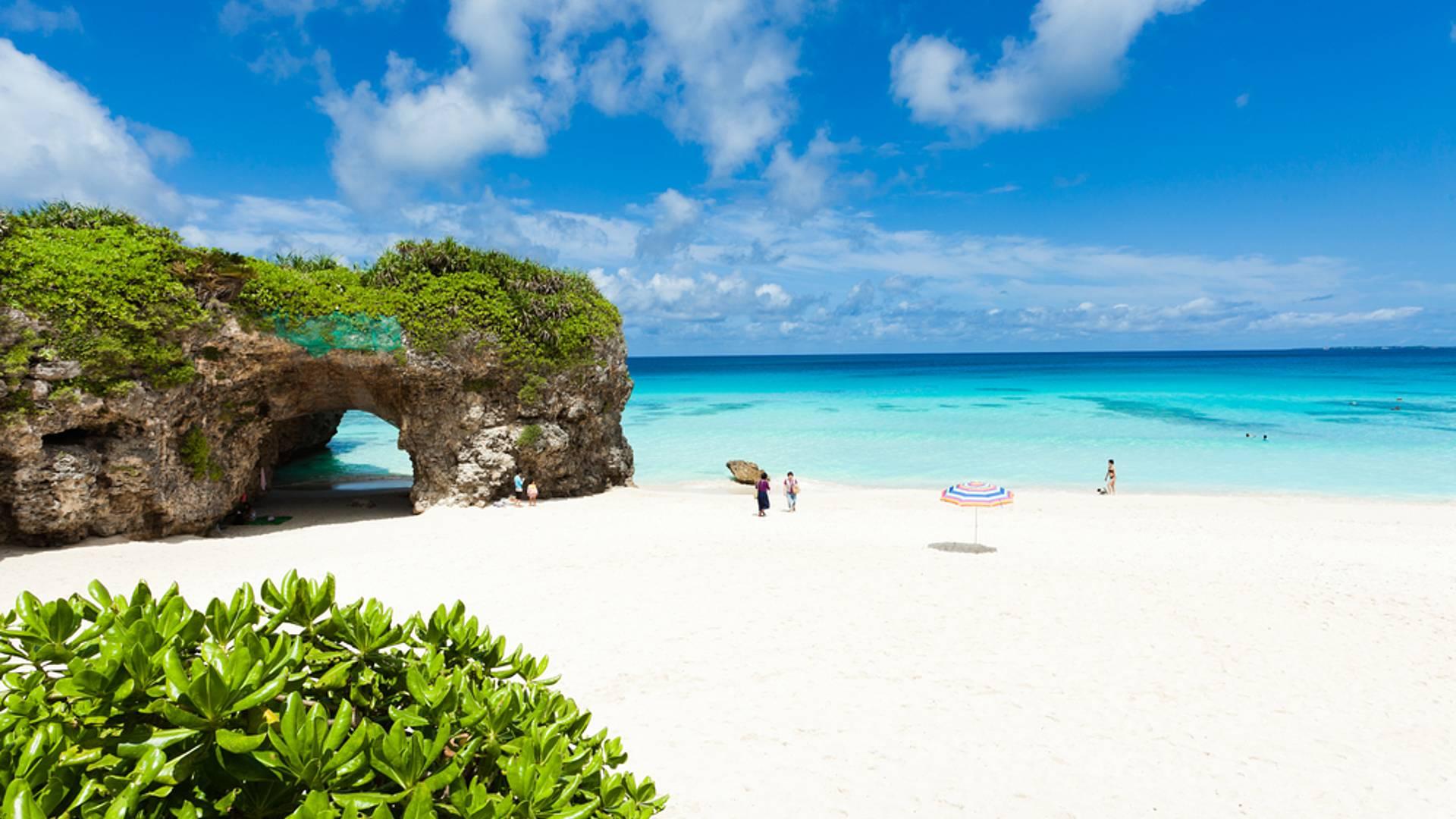 Tropisches Inselparadies und faszinierende Meereswelt