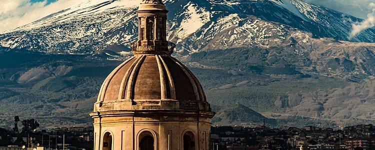 Barockstadt Catania und ihre Umgebung