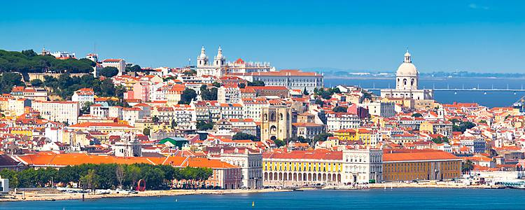 Whistle-stop Lisbon