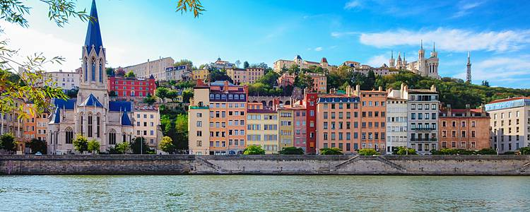Paris, Lyon and the French Riviera