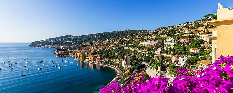 A week in the French Riviera