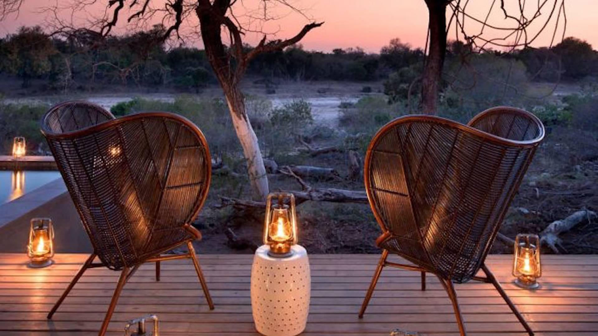 Echappée romantique - Cape Town et safaris d'exception