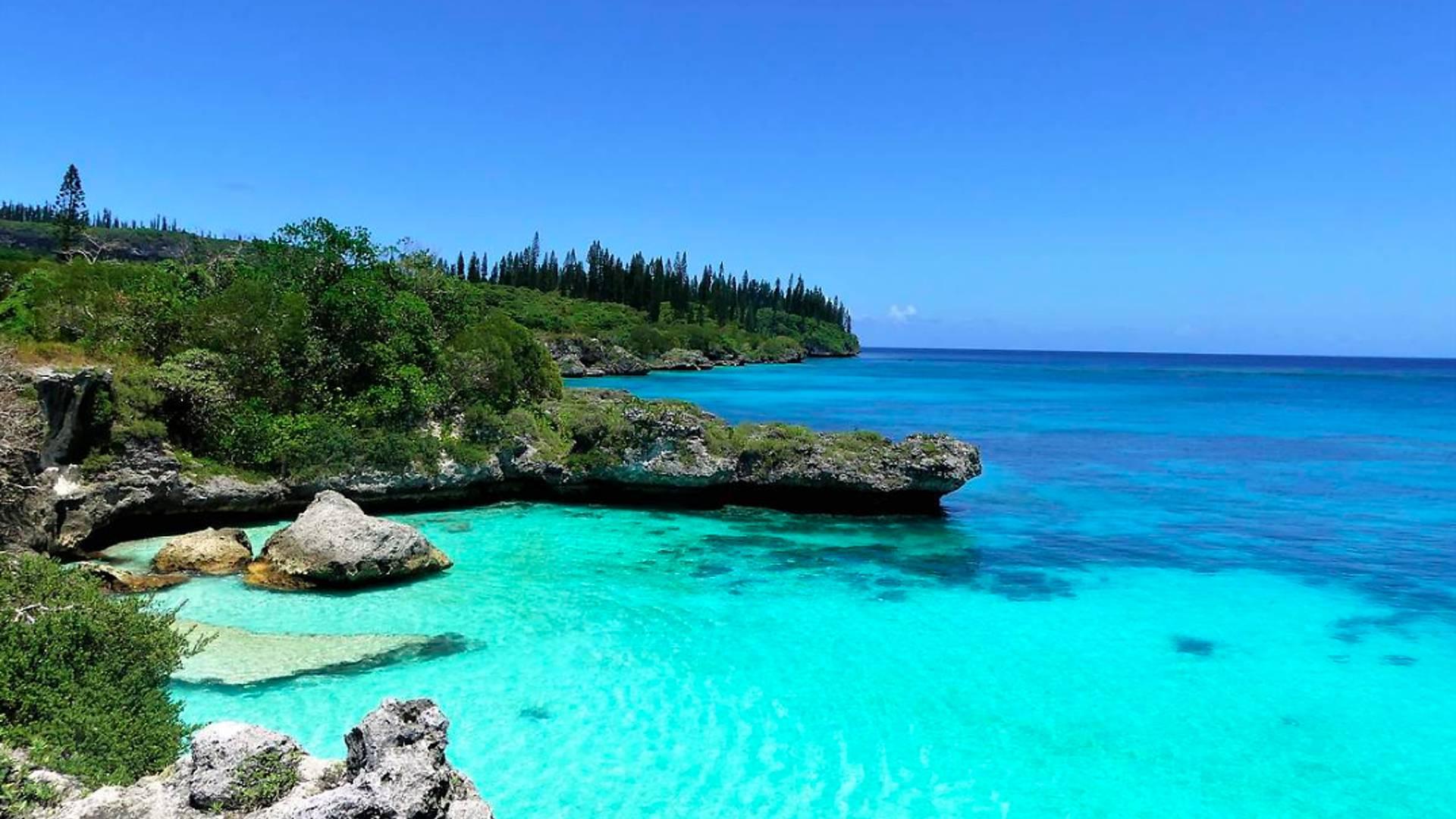 Grande Boucle à la découverte du Caillou: Grande Terre, Maré et île des Pins