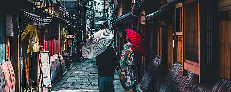 Figures emblématiques du Japon authentique