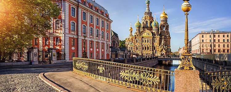 Toutes les Splendeurs de Saint-Pétersbourg