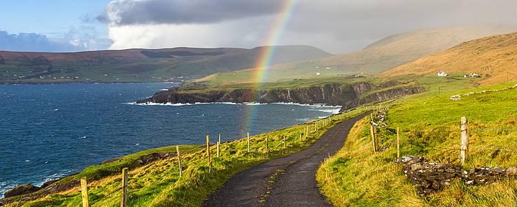 Best of Ireland coastal road trip