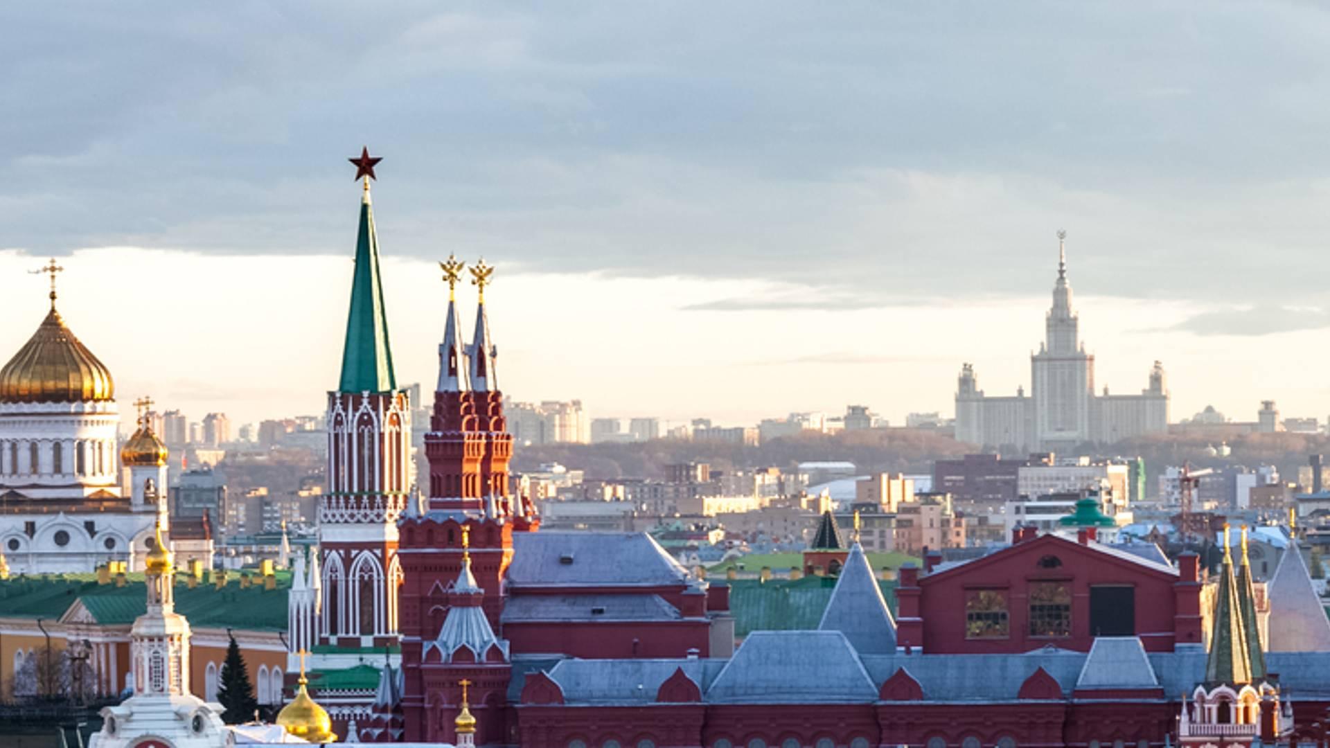 Moscou à travers les époques