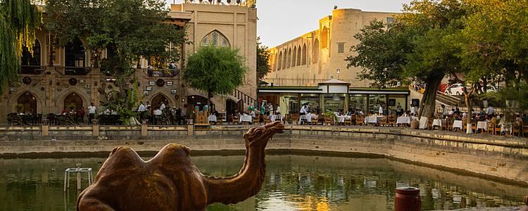Asie Centrale à travers les siècles en groupe: voyage en Ouzbékistan et Turkménistan