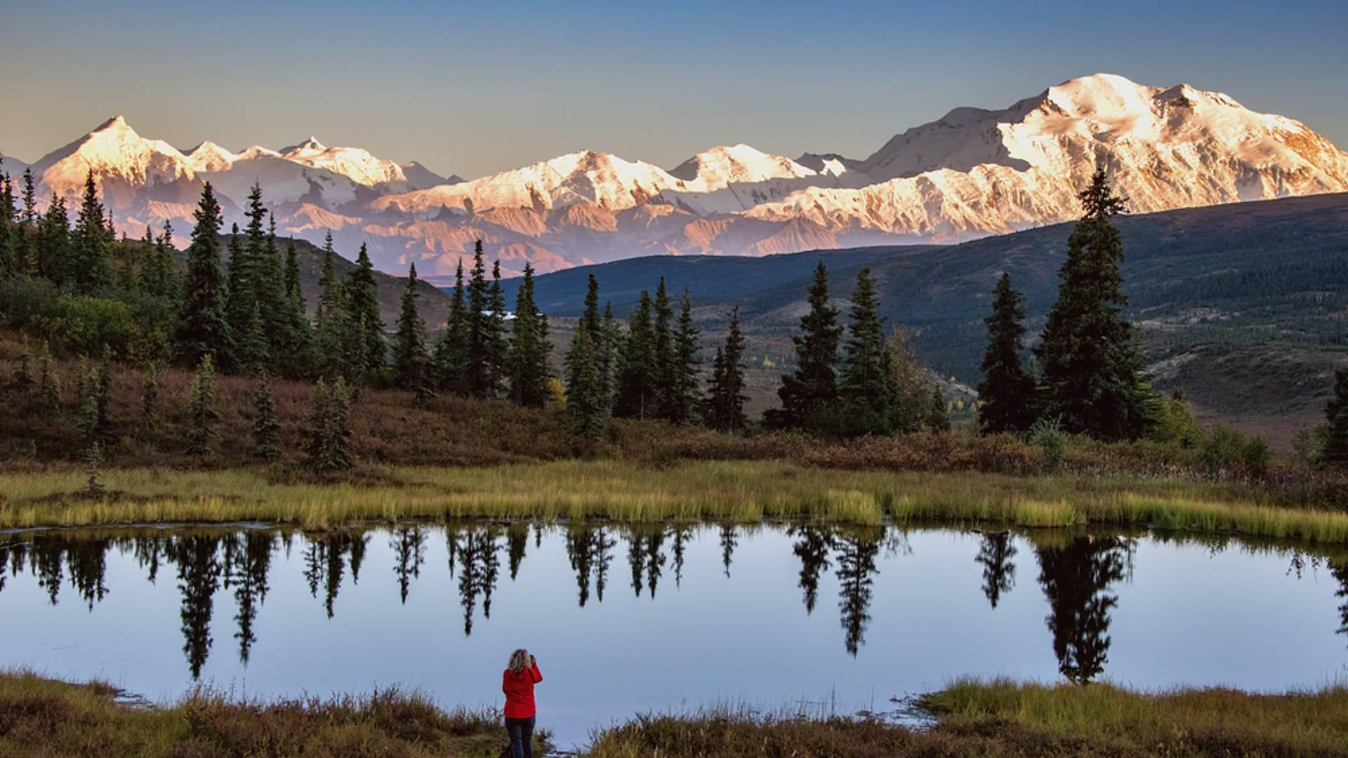 Abenteuertrip in der Wildnis Nordamerikas