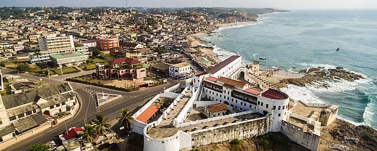 Indulge a historical journey in Ghana