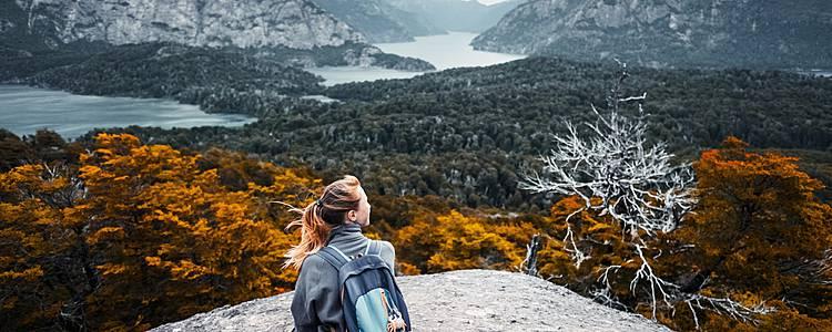 Abwechslungsreiches Wandererlebnis in Bariloche