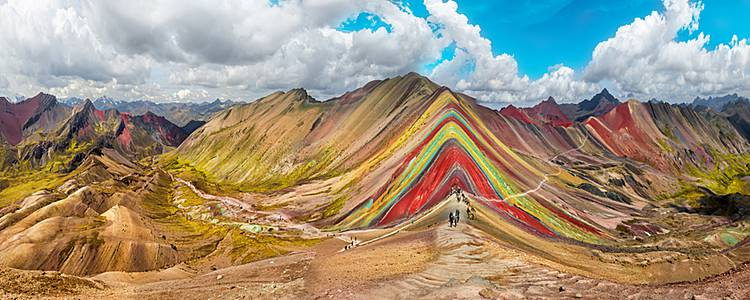 Cusco and the Rainbow Mountain