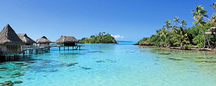 Romance et luxe sur les îles de Moorea et Bora Bora