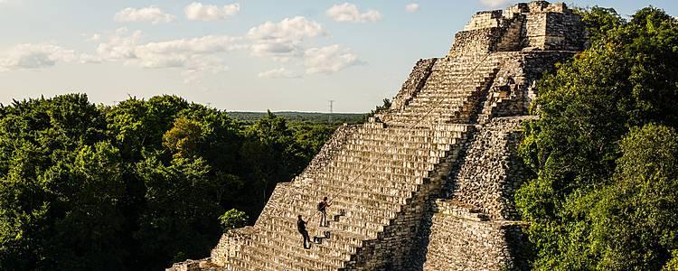 Unvergessliche Abenteuer im Herzen der Maya Welt!