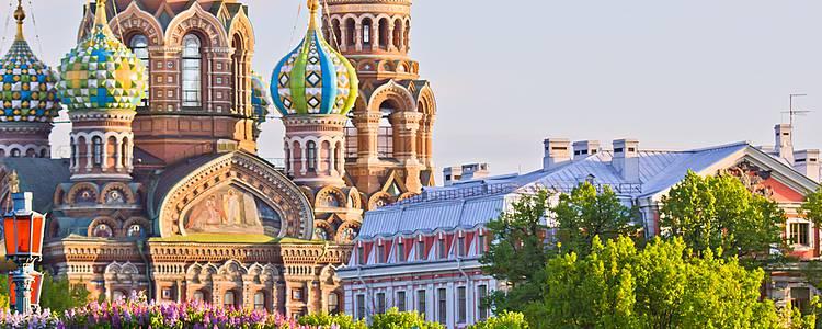 Hidden gems of Russia