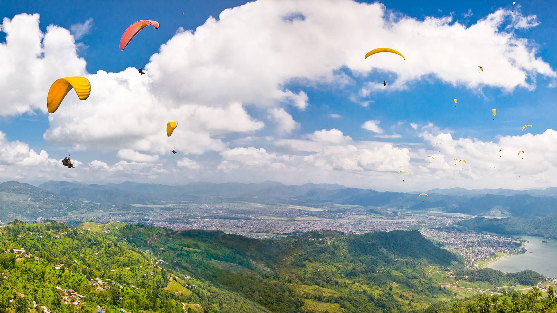 Abenteuer und Kultur pur in Nepal erleben