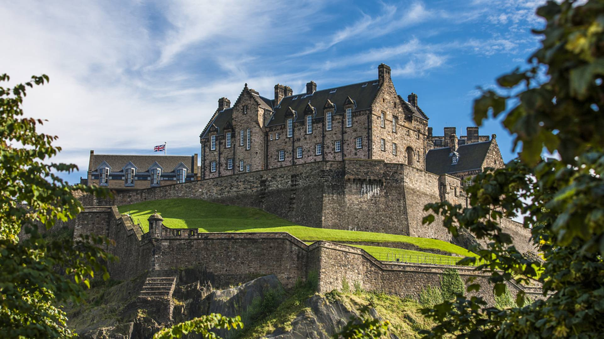 Städtetrip nach Edinburgh