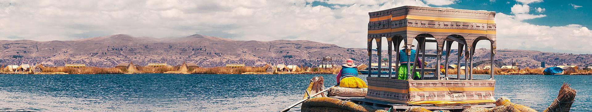Peru lakes
