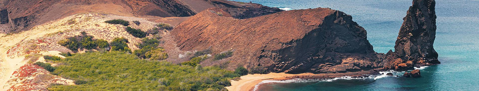 Island-hopping in the Galapagos