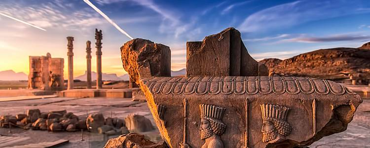 La magia de la antigua Persia