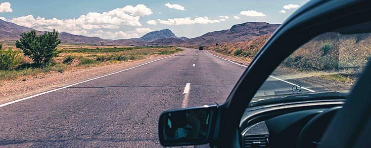 Roadtrip in Armenië en Georgië