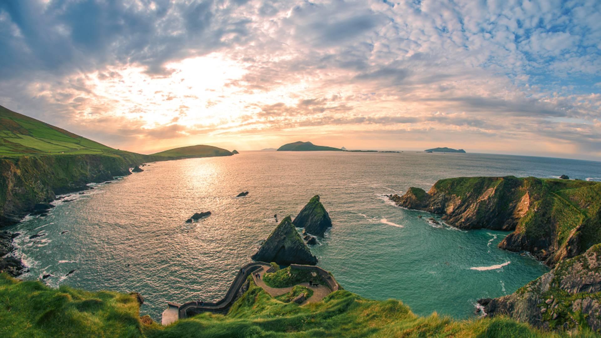 Abenteuerreise - Leuchttürme entlang der irischen Küste