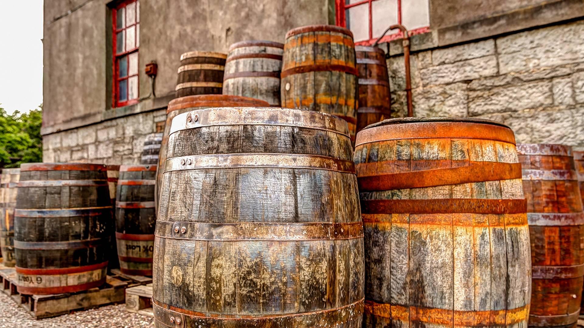 Die Whiskey-Tour