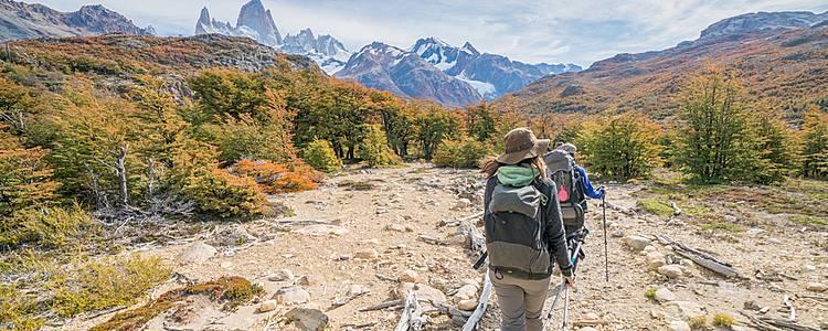 Honeymoon adventure in Argentina