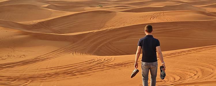 Oasis et traversée nomade aux portes du Sahara