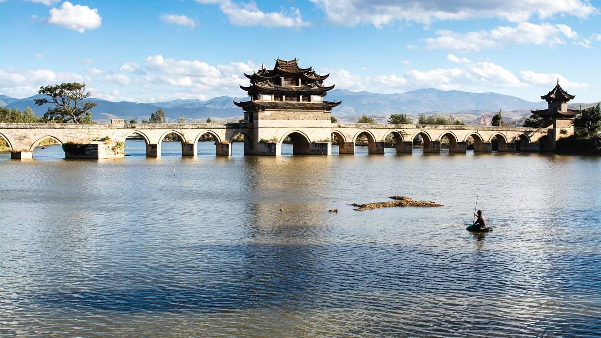 Des grands sites de la Chine impériale au Yunnan rural