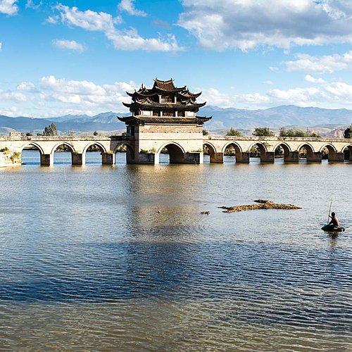 Des grands sites de la Chine impériale au Yunnan rural -