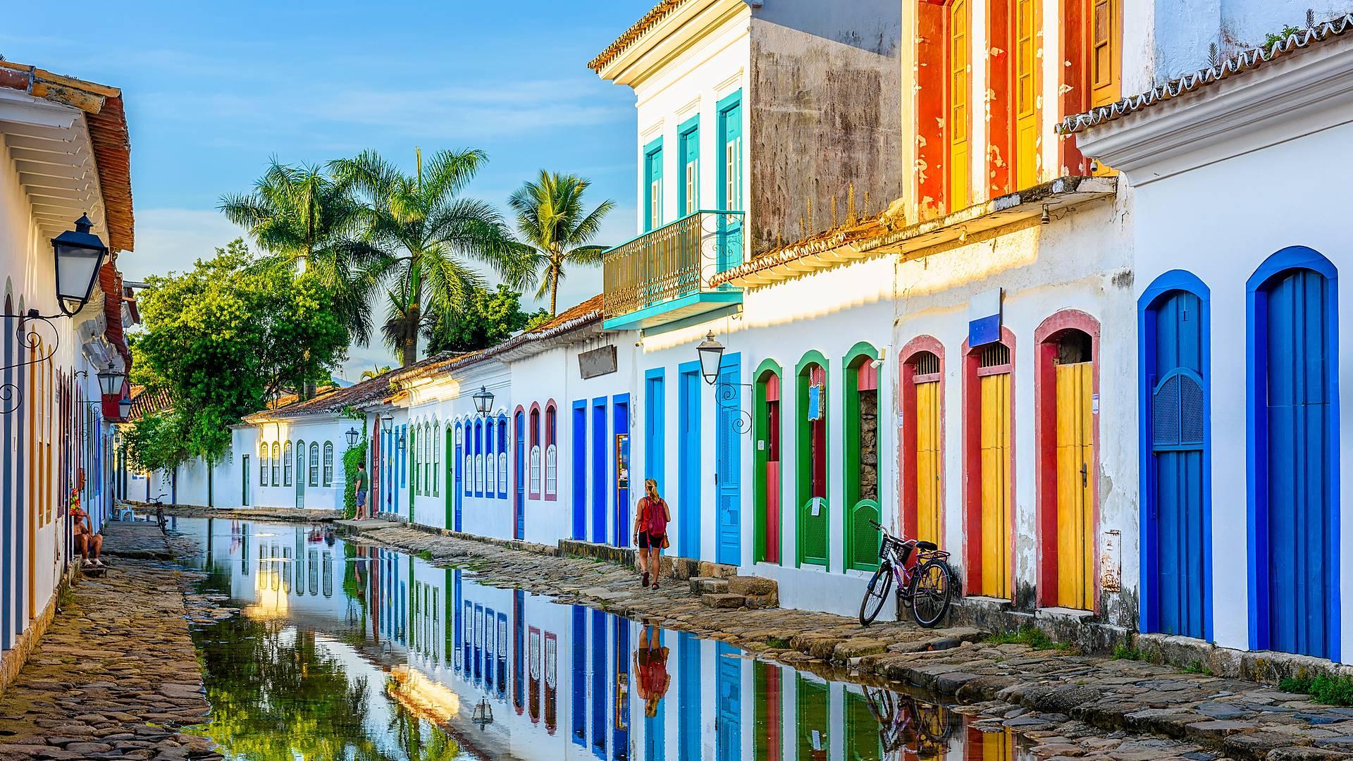 Eine Reise im Zeichen der südamerikanischen Lebensfreude