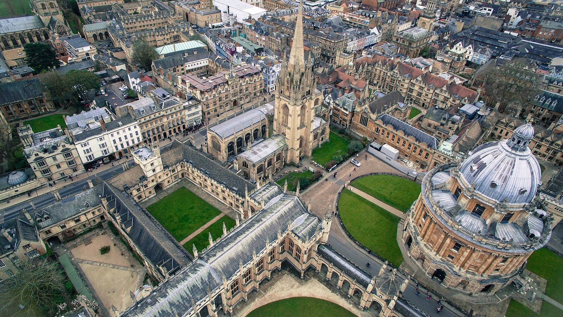 London and Oxford for families