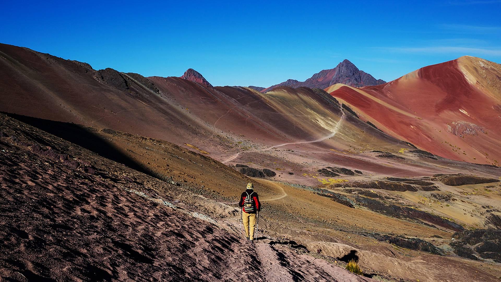 Multi-Aktivitäten in Peru