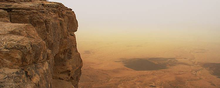 Da Gerusalemme a Tel Aviv sulle orme dei Nabatei