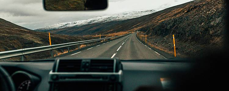 Road trip in Norways Arctic Circle